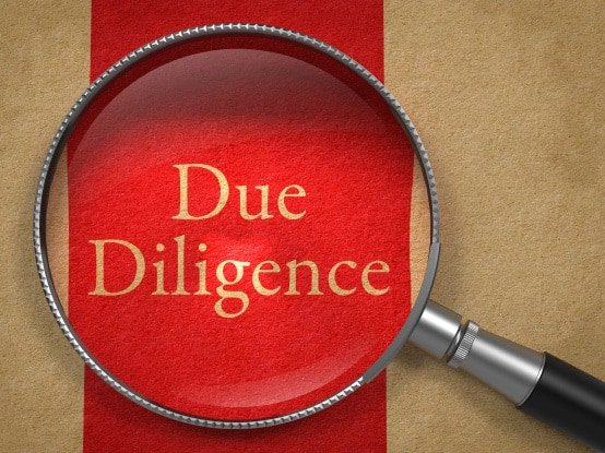 Financing and Diligence